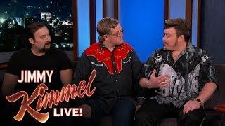 Trailer Park Boys on Jimmy Kimmel Live