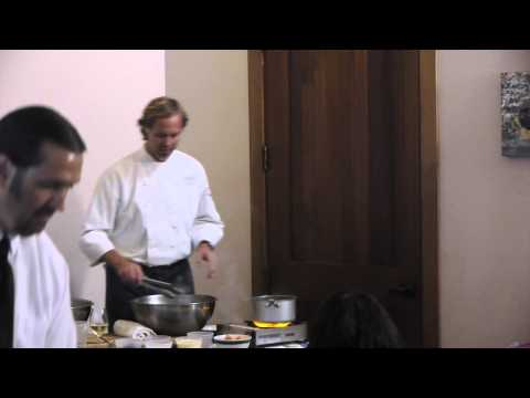 (HD) Bouchaine Chef Series 2013 with Chef Parke Ulrich