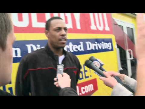 Paul Pierce Plays Distractology 101 - sponsored by Arbella Insurance Group Charitable Foundation