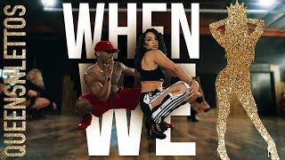 When We Remix   Tank   Queens N Kings   Choreography by Aliya Janell & Sayquon Keys