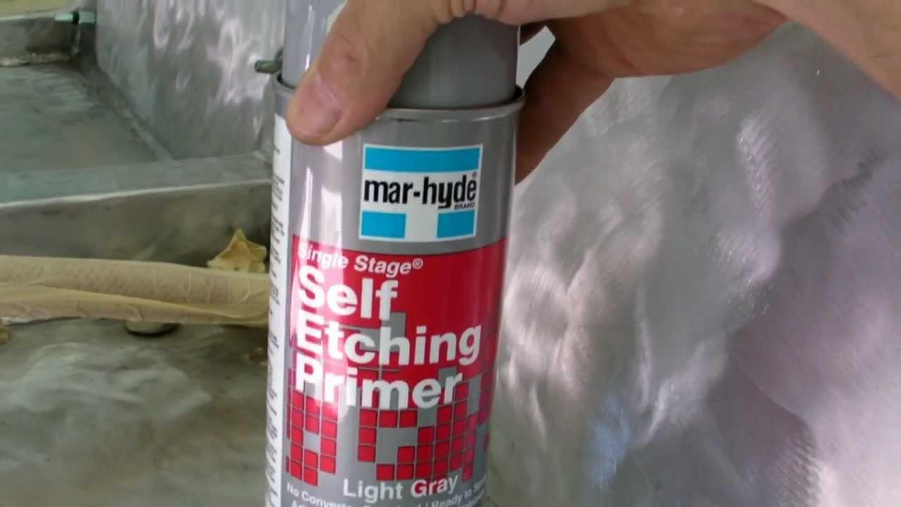 Painting Aluminum Youtube