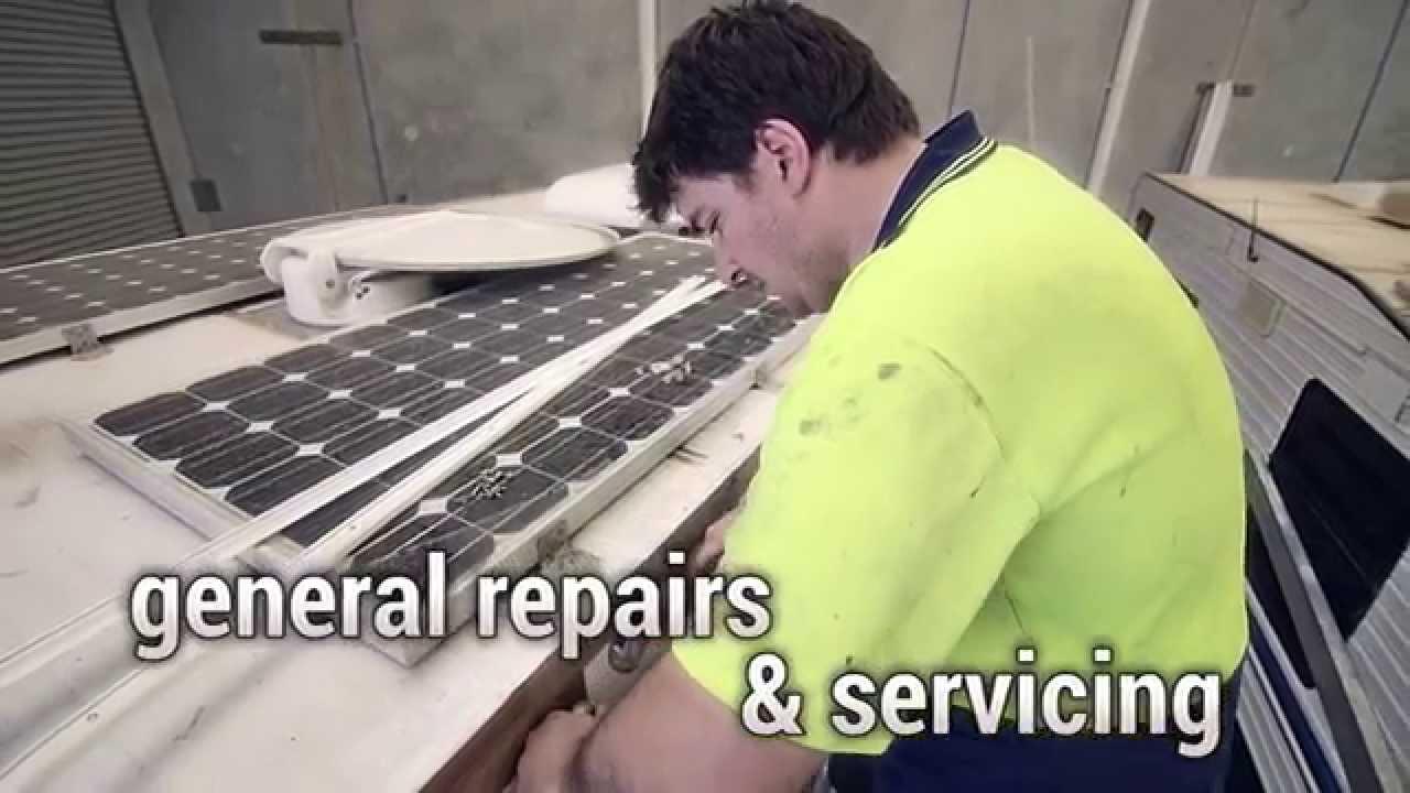 Caravan & Trailer Repairs, Servicing, Modifications – Perth | PDA