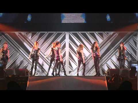 Girls' Generation 소녀시대 'Bad Girl' SMTOWN LIVE in TOKYO SPECIAL EDITION