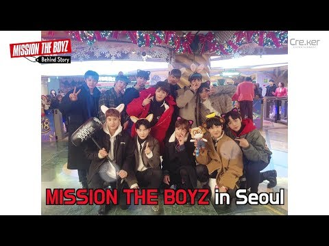 [MISSION THE BOYZ] IN SEOUL (ENG/JPN/ESP/VNM)