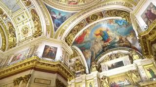 St. Isaac's Cathedral - Khám phá Petersburg