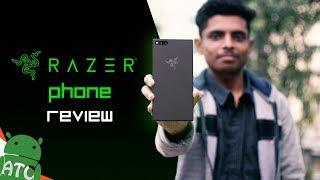 Razer Phone Review   That 120hz Display 😍😍😍   4K   ATC