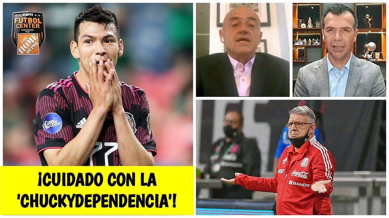 La Selección Mexicana de Fútbol tiene una grave Chucky dependencia, según Chelís | Futbol Center