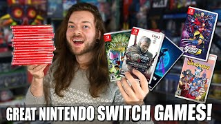 10 GREAT Nintendo Switch Games Worth Buying Today!