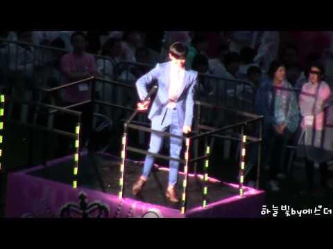 120818  동방신기 Changmin Just The Way You Are