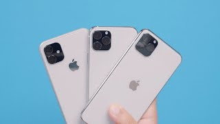 Hands-On with the 2019 iPhone Dummy Models!