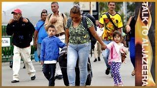 🇻🇪 Venezuela's Exodus: Forced to flee | Talk to Al Jazeera
