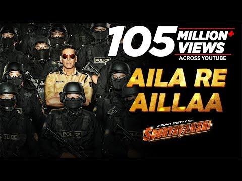 Video song 'Aila Re Aillaa' from Sooryavanshi – Akshay Kumar, Ranveer Singh, Ajay Devgn