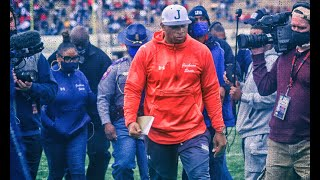Deion Sanders wins first game as Jackson State head coach