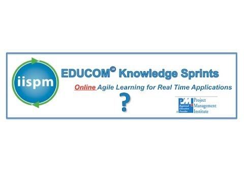 IISPM Knowledge Sprints Explained
