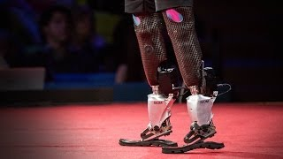 New bionics let us run, climb and dance | Hugh Herr