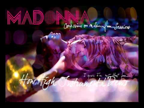 Madonna - How High (Instrumental Bloodshy Demo)