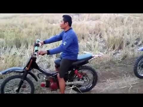 Suzuki Tornado Modif Trail Simpel Videomoviles Com