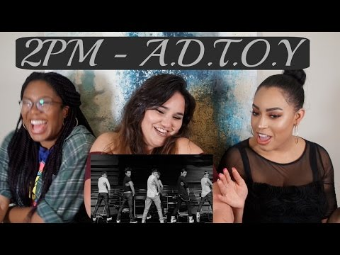 2PM A.D.T.O.Y. MV REACTION || TIPSY KPOP