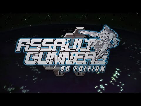 ASSAULT GUNNERS HD EDITION Trailer