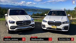 The 2020 Mercedes-Benz GLE & 2019 BMW X5 Are 20 Year Luxury SUV Rivals