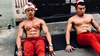 Tập NÁT BỤNG Noel 2017: 6 múi is coming to town!