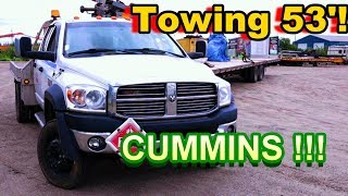 FORD Owner Tries CUMMINS For A DAY?! *HONEST* Thoughts!  WILL I SWITCH?!?