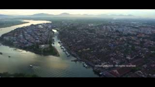 vietnam - view from sky