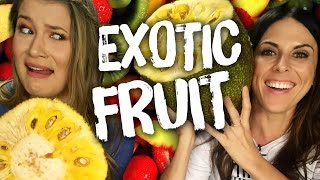 8 Craziest Exotic Fruits (Cheat Day)