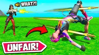 *UNFAIR* THIS EMOTE SHOULDN'T BE ALLOWED!! - Fortnite Funny Fails and WTF Moments! #759