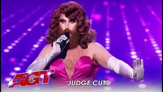 Gingzilla and Other GREAT Acts That Got Mixed Reactions On Judge Cuts   America's Got Talent 2019