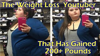 The Worst Weight Loss YouTuber - Reacting To Amberlynn Reid