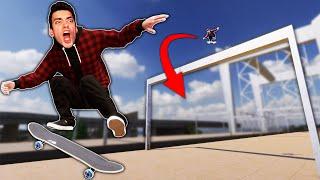 I FOUND THE MOST DANGEROUS SKATE SPOT! (Skater XL)