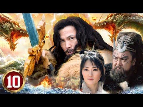 Phim Kiếm Hiệp Hay | Trận Chiến của Các Vị Thần - Tập 10 | Phim Bộ Trung Quốc Thuyết Minh