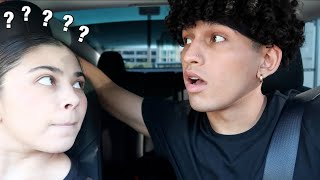 CHECKING OUT OTHER GIRLS IN FRONT OF MY GIRLFRIEND **BAD IDEA**