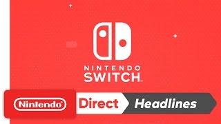 Nintendo Switch - Nintendo Direct 4.12.2017
