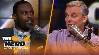 Lamar Jackson's acceleration is best in the NFL, talks Packers loss - Michael Vick | NFL | THE HERD