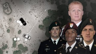 How the Ambush of U.S. Soldiers in Niger Unfolded   NYT - Visual Investigations
