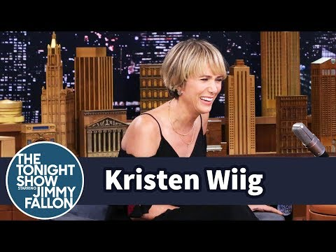 Kristen Wiig Gives Her Best Despicable Me Voice Acting Exertions