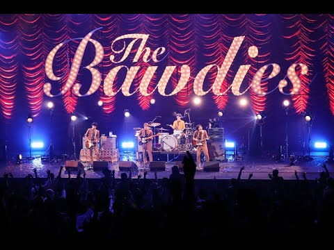 THE BAWDIES - BLUES GOD Live Video