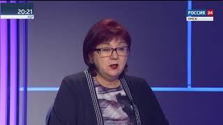 Актуальное интервью — Майя Карымова