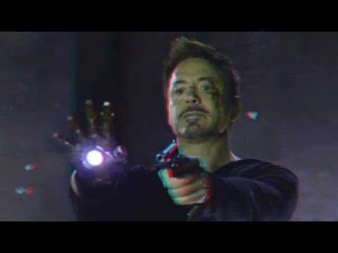 Iron Man 3 - Clip (2013)(3D)(Side By Side) The Mechanic