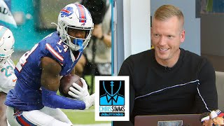 How Stefon Diggs is transforming Bills' offense | Chris Simms Unbuttoned | NBC Sports