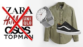 HOW TO STYLE CHEAP EASY MEN'S OUTFITS | Top 3 Websites For Affordable Mens Fashion | StyleOnDeck