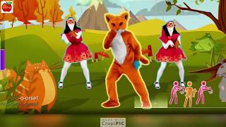 Just Dance Kids - The Fox (What Does The Fox Say)