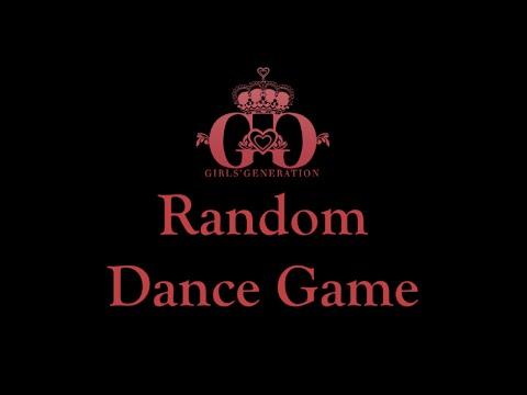 SNSD Random Dance Game