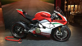 Đi xem Ducati 1299 Panigela Superleggera có gì mà giá cao vậy ?