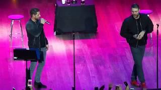 IF I LET YOU GO (WESTLIFE) (Boyzlife | 2017 Momentum Live MNL)