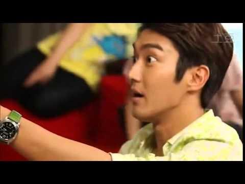 [Sub español/cut] Super Junior: AASJ - Kyuhyun Vs Siwon