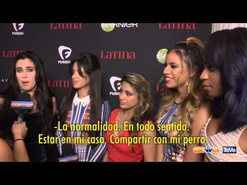 Fifth Harmony: Austin Mahone & Camila Cabello Besos y Peleas- ENTREVISTA EXCLUSIVA