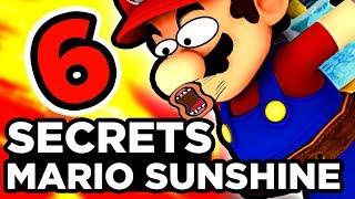 6 SECRETS SUR MARIO SUNSHINE